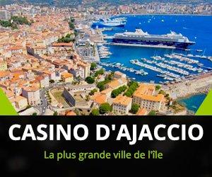 La ville d'Ajaccio